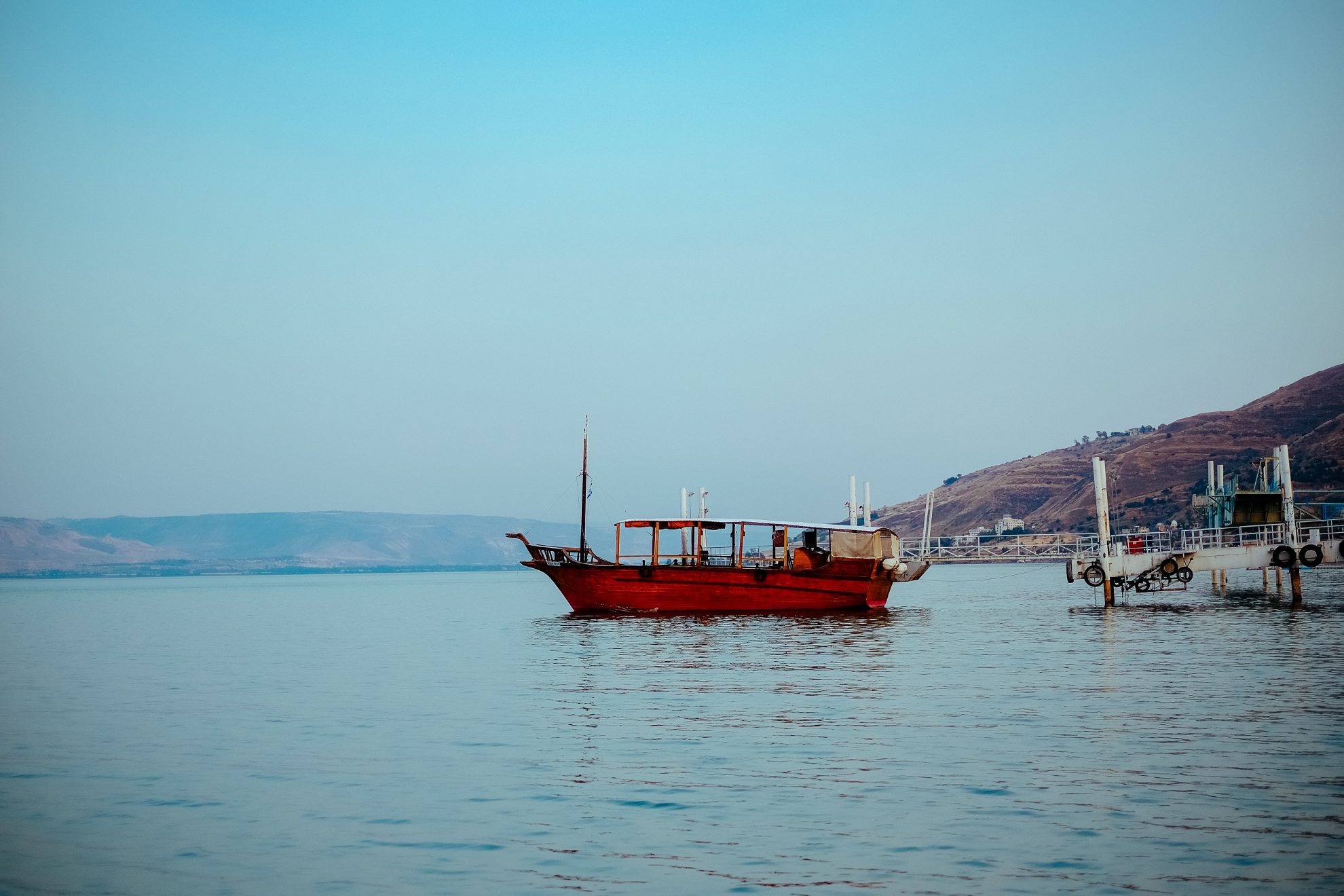 tia lacson sea of galilee israel travel guide
