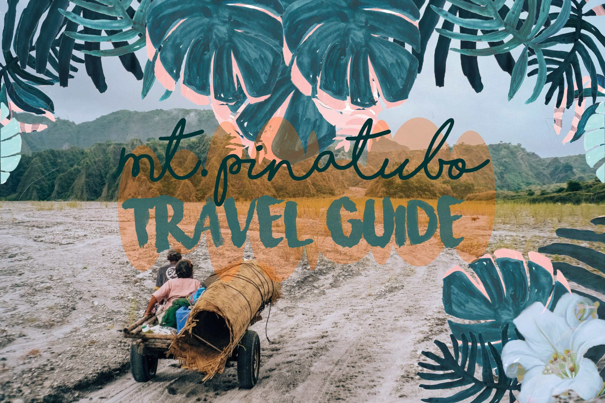 Mt. Pinatubo Travel Guide