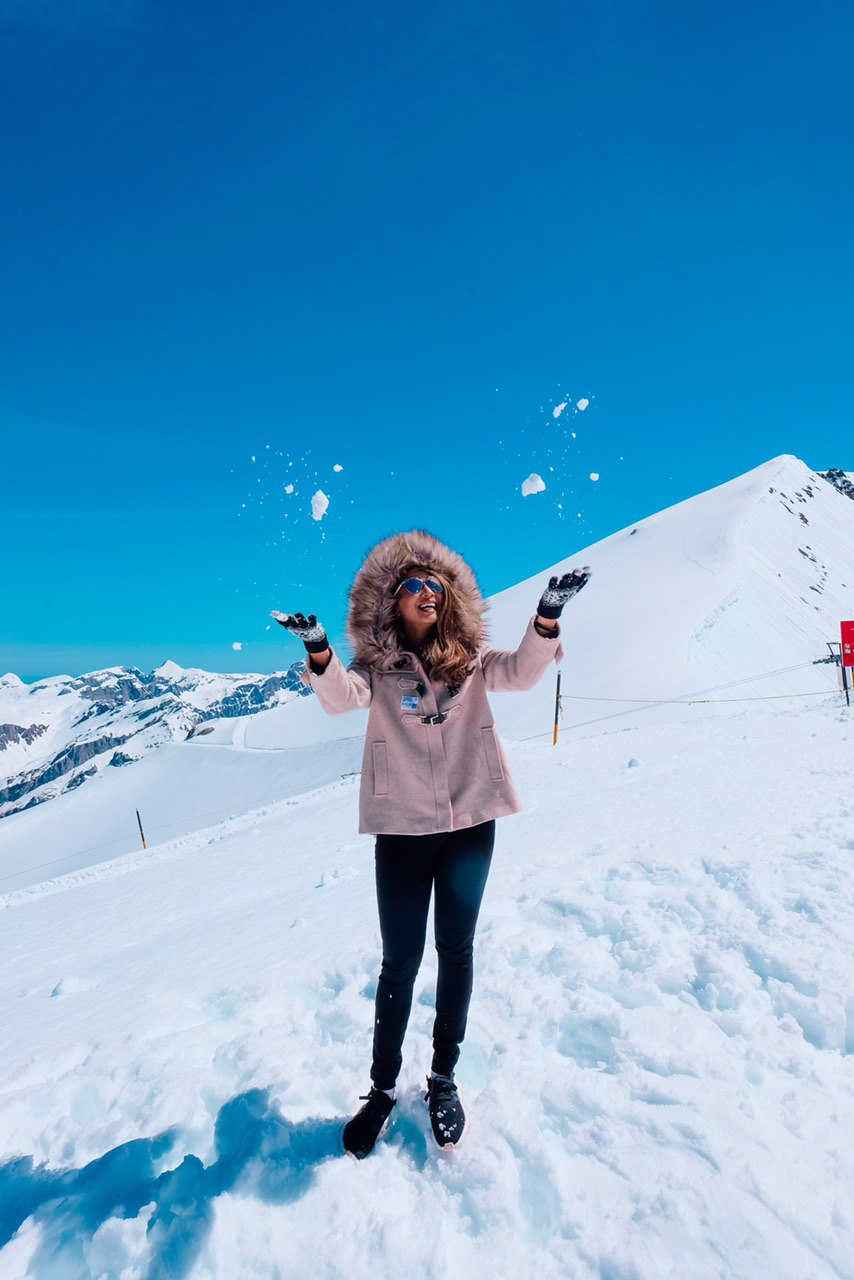 Europe Virtual Tour: Mount Titlis Lucerne Switzerland