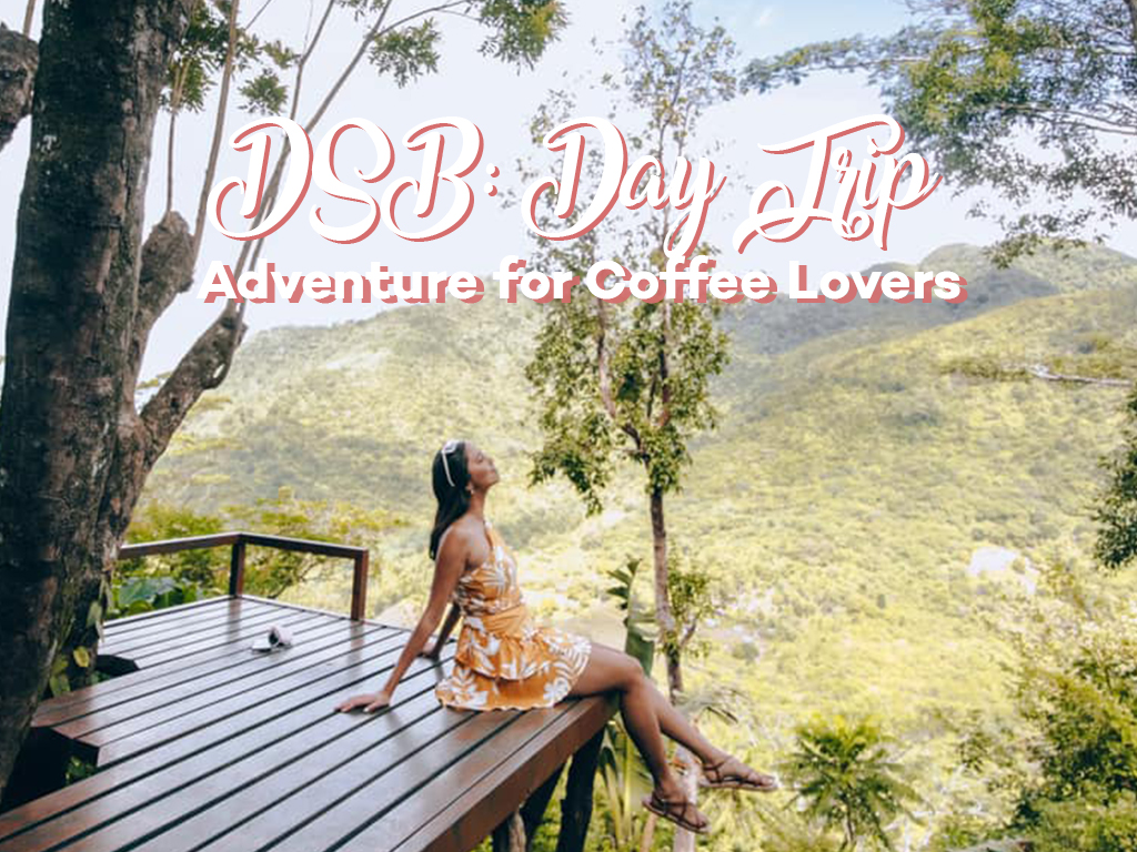 DSB: Day Trip Adventure for Coffee Lovers